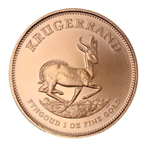 Krugerrand Oro 1oz - retro