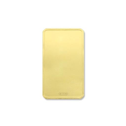 Lingotto d'Oro 20 Grammi - retro
