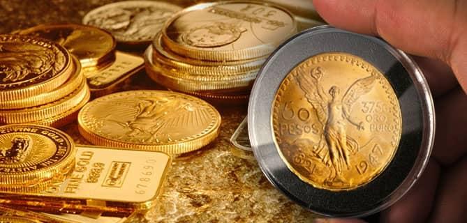 bbcb6fbf0c Monete d'oro da investimento e numismatica. Due mercati differenti.
