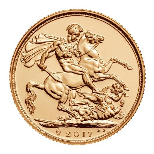 Sterlina d'Oro 2017