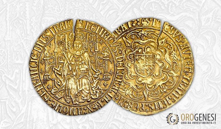 Sterline d'Oro Originarie
