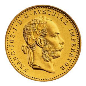 1 Ducato d'Oro Austria fronte