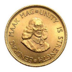 2 Rand Oro