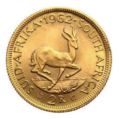 2 Rand Oro retro
