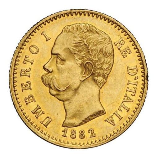 Marengo Italiano 20 lire