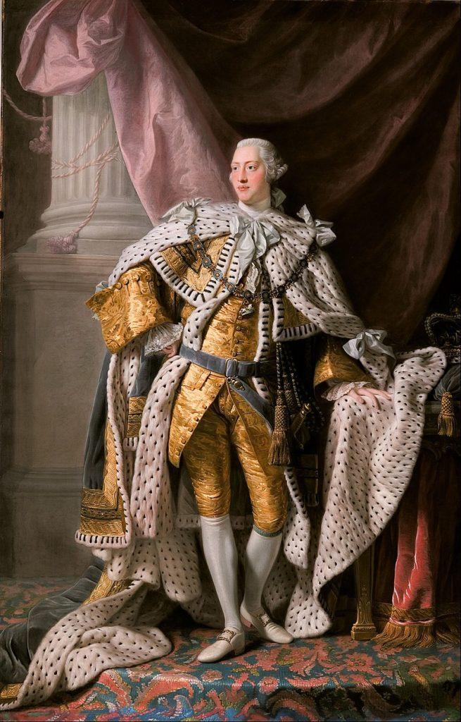 Sterlina d'oro Giorgio III