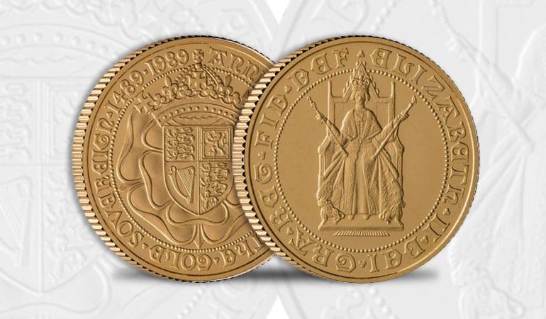 Sterlina d'oro Monarca in Trono