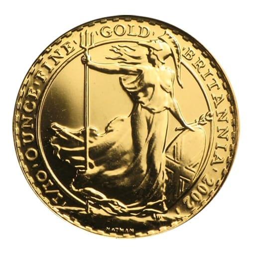 Britannia Oro 1/10 oz