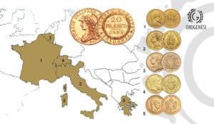 Marengo Oro - origine e storia