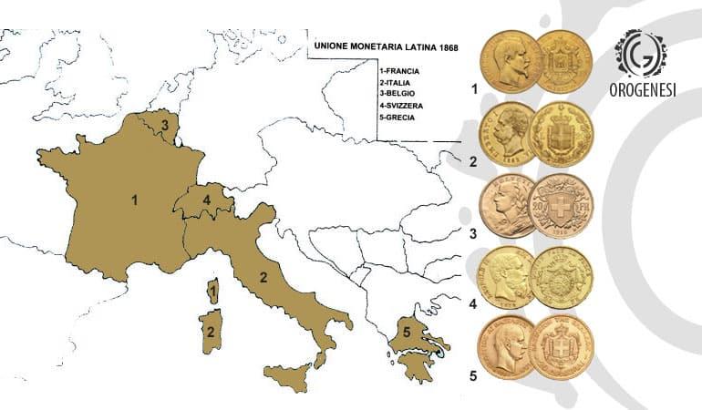 Unione Monetaria Latina
