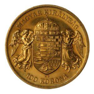 100 korone ungheria