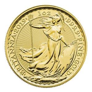 Britannia Oro 2019