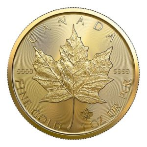 Maple Leaf Oro 2019 1 oz
