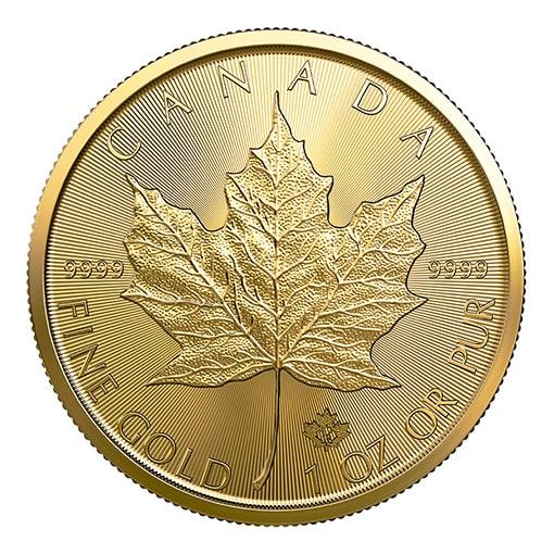 Maple Leaf Oro 2019 1 oz