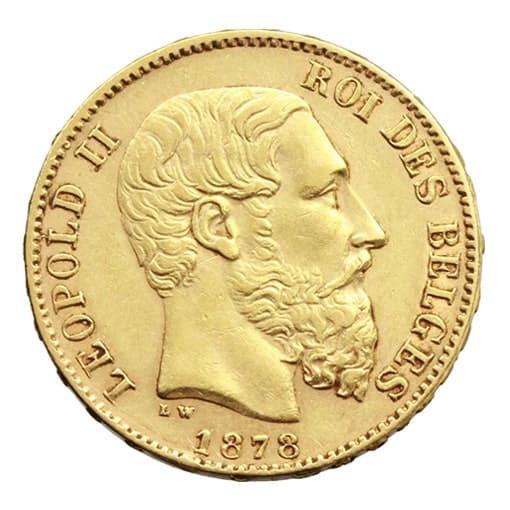 Marengo Belga Leopoldo II