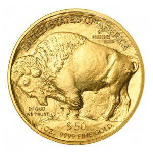 bufalo americano oro 2019 1oz retro