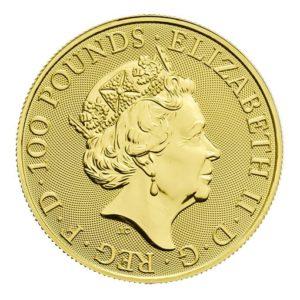 Queen's Beast Oro