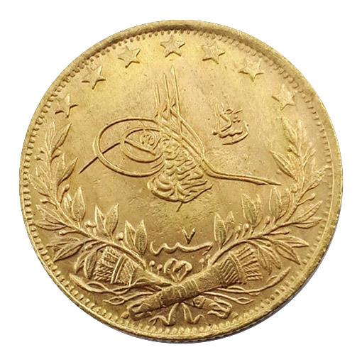 100 Kurush Oro