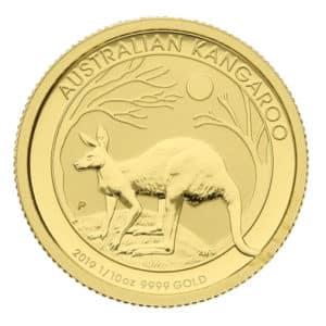 Canguro Oro 2019 1/10 Oz