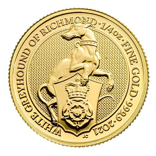 Levriero Bianco Richmond 1/4 oz - Queen's Beast