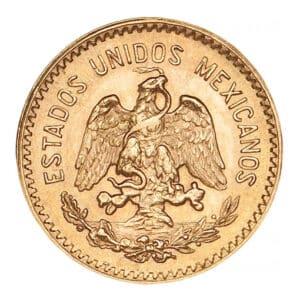 10 Pesos Oro