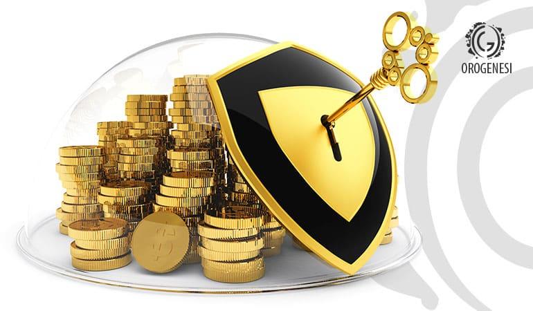 investire in oro on sicurezza