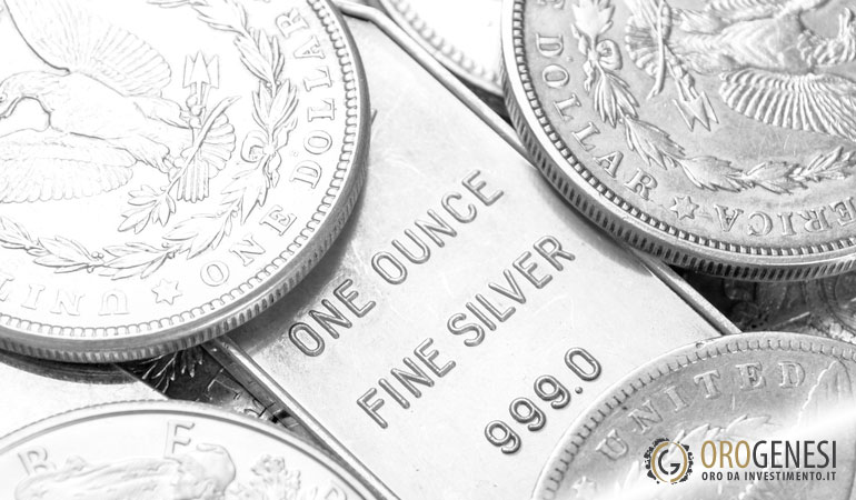 investire in argento