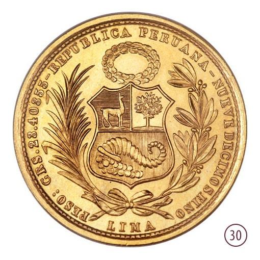 50 Soles Perù